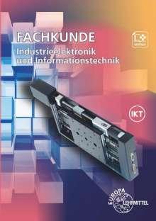 Günther Buchholz: Fachkunde Industrieelektronik und Informationstechnik, Buch