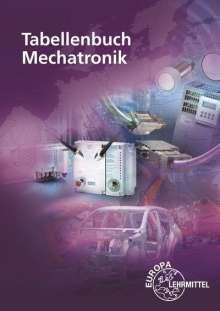 Heinrich Dahlhoff: Tabellenbuch Mechatronik, Buch