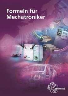 Gregor Häberle: Formeln für Mechatroniker, Buch