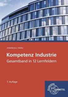 Stefan Felsch: Kompetenz Industrie, Buch