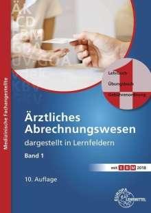 Susanne Nebel: Ärztliches Abrechnungswesen dargestellt in Lernfeldern Band 1, Buch