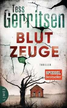 Tess Gerritsen: Blutzeuge, Buch