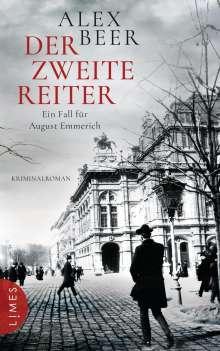 Alex Beer: Der zweite Reiter, Buch