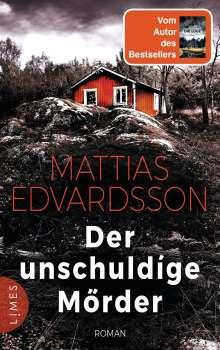 Mattias Edvardsson: Der unschuldige Mörder, Buch