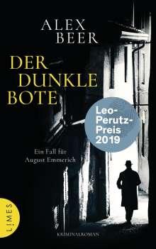 Alex Beer: Der dunkle Bote, Buch