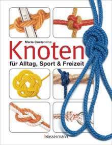 Maria Costantino: Knoten, Buch