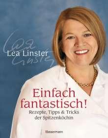 Léa Linster: Einfach fantastisch!, Buch