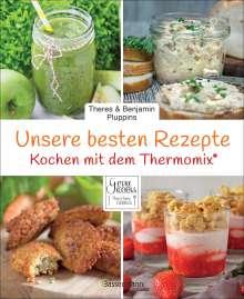 Benjamin Pluppins: Unsere besten Rezepte für den Thermomix®, Buch