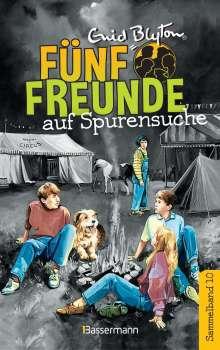 Enid Blyton: Fünf Freunde auf Spurensuche - DB 10, Buch