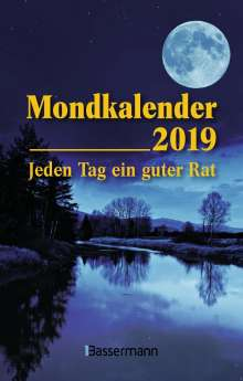 Dorothea Hengstberger: Mondkalender 2019 Taschenkalender, Diverse