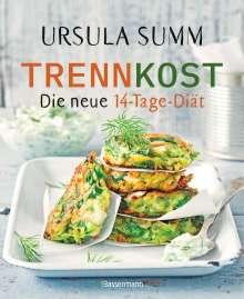 Ursula Summ: Trennkost - Die neue 14-Tage-Diät, Buch