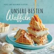 Benjamin Pluppins: Unsere besten Waffeln, Buch