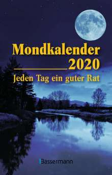 Dorothea Hengstberger: Mondkalender 2020 Taschenkalender, Diverse