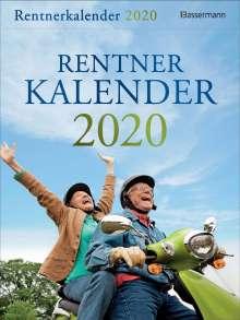 Dorothea Hengstberger: Rentnerkalender 2020, Diverse