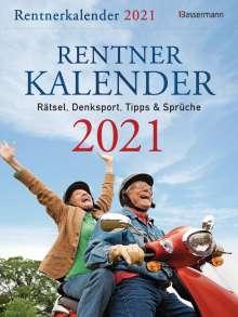Dorothea Hengstberger: Rentnerkalender 2021, Diverse