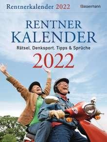 Dorothea Hengstberger: Rentnerkalender 2022. Der beliebte Tagesabreißkalender bringt Schwung in den Ruhestand, Kalender
