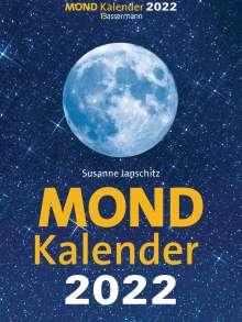 Susanne Janschitz: Mondkalender 2022. Der beliebteste Tagesabreißkalender seit über 20 Jahren., Kalender