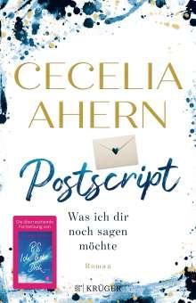 Cecelia Ahern: Postscript - Was ich dir noch sagen möchte, Buch