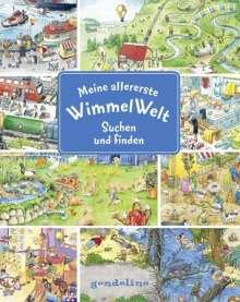 Meine allererste WimmelWelt - Suchen und finden, Buch