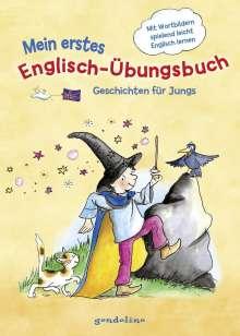 Werner Färber: Mein erstes Englisch-Übungsbuch - Geschichten für Jungs, Buch