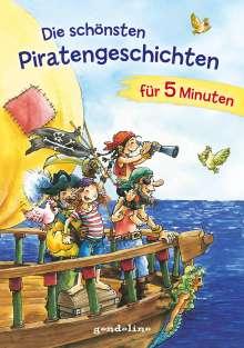 Die schönsten Piratengeschichten für 5 Minuten, Buch