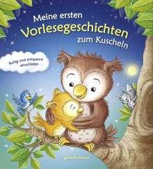 Sabine Cuno-Pöhlmann: Meine ersten Vorlesegeschichten zum Kuscheln - Ruhig und entspannt einschlafen, Buch