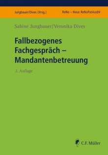 Sabine Jungbauer: Fallbezogenes Fachgespräch, Buch