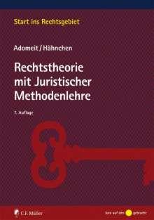 Klaus Adomeit: Rechtstheorie mit Juristischer Methodenlehre, Buch