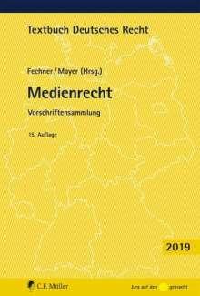 Medienrecht, Buch