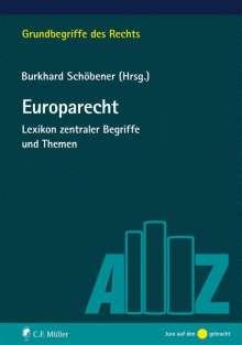 Marten Breuer: Europarecht, Buch