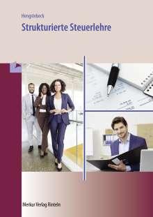 Klaus Hengstebeck: Strukturierte Steuerlehre, Buch
