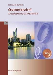 Eberhard Boller: Gesamtwirtschaft für das kaufmännische Berufskolleg II, Buch