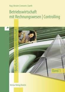 Hermann Speth: Betriebswirtschaft mit Rechnungswesen/Controlling 1. Fachgymnasium Wirtschaft. Jahrgang 11. Niedersachsen, Buch