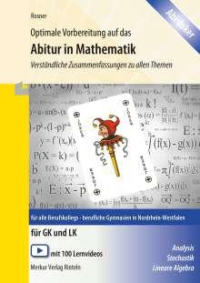Stefan Rosner: Optimale Vorbereitung auf das Abitur in Mathematik, Buch