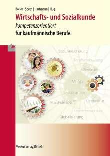 Eberhard Boller: Wirtschafts- und Sozialkunde, Buch