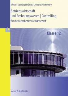 Hermann Speth: Betriebswirtschaft und Rechnungswesen   Controlling, Buch