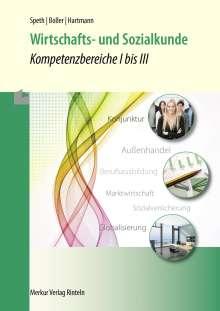 Hermann Speth: Wirtschafts- und Sozialkunde, Buch