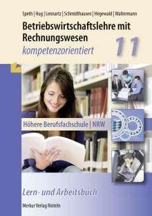 Hermann Speth: Betriebswirtschaftslehre mit Rechnungswesen, Buch