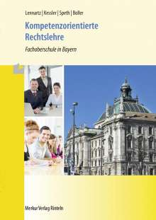 Martina Lennartz: Kompetenzorientierte Rechtslehre, Buch