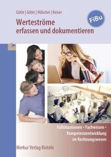 Anke Götte: Werteströme erfassen und dokumentieren, Buch