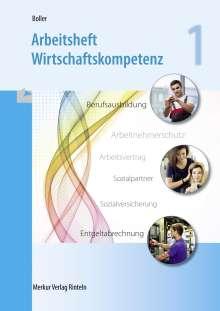 Eberhard Boller: Arbeitsheft Wirtschaftskompetenz, Buch