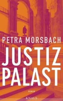 Petra Morsbach: Justizpalast, Buch