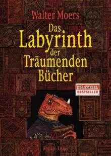 Walter Moers: Das Labyrinth der Träumenden Bücher, Buch