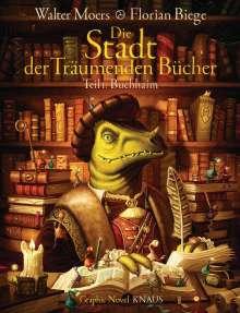 Walter Moers: Die Stadt der Träumenden Bücher (Comic), Buch