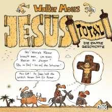 Walter Moers: Jesus total, Buch