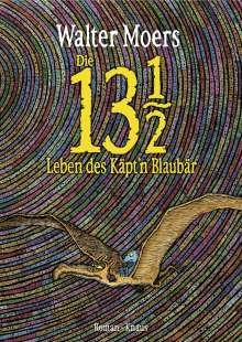 Walter Moers: Die 13 1/2 Leben des Käpt'n Blaubär, Buch