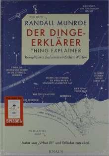 Randall Munroe: Dinge-Erklärer - Thing Explainer, Buch