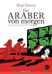 Riad Sattouf: Der Araber von morgen, Band 2, Buch