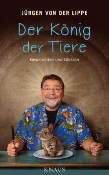 Jürgen von der Lippe: Der König der Tiere, Buch
