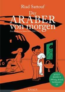 Riad Sattouf: Der Araber von morgen, Band 3, Buch
